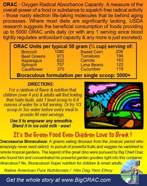 Bioraculous Greens